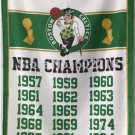 Boston Celtics World Champions Flag 3ft x 5ft Polyester NBA flag