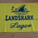 Landshark Flag 3ftx5ft Banner 100D Polyester Flag metal Grommets 90x150cm
