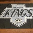 Los Angeles Kings Flag 3ftx5ft Banner 100D Polyester NHL Flag style 1