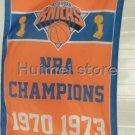 New York Knicks World Champions Flag 3ft x 5ft Polyester NBA Banner flag