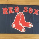 boston red sox loag Flag 3ft x 5ft Polyester Banner 90x150cm
