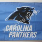 Carolina Panthers 3x5 FT Banner 100D Polyester Flag