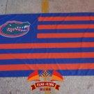Florida Gators flag 3ftx5ft Banner 100D Polyester Flag NCAA metal Grommets