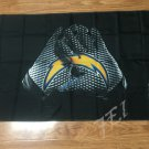 San Diego Chargers Glove 3x5 ft flag 100D Polyester flag 90x150cm