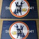 Kansas City Scouts Flag 3ftx5ft Banner 100D Polyester NHL Flag