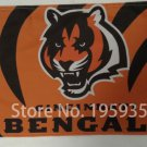 NFL Cincinnati Bengals car flag