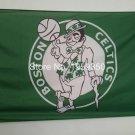 Boston Celtics NBA Flag 150X90CM Banner 100D Polyester flag