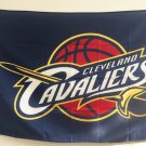 Cleveland Cavaliers logo Flag 3ft x 5ft Polyester Banner 90x150cm style 1