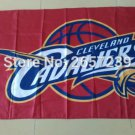 Cleveland Cavaliers logo Flag 3ft x 5ft Polyester Banner 90x150cm style 2