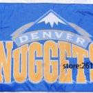 Denver Nuggets Flag 3x5 FT 150X90CM Banner 100D Polyester NBA flag