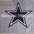 Dallas Cowboys logo flag 3ftx5ft Banner 100D Polyester Flag metal Grommets style 2