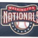 MLB washington national Flag 3x5 FT 150X90CM Banner 100D Polyester flag