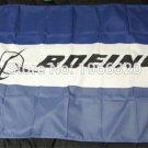 boein g logo flag 3ftx5ft 100D Polyester Flag metal Grommets 90x150cm