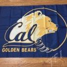 California Golden Bears Flag 3ftx5ft Banner 100D Polyester NCAA Flag style 2