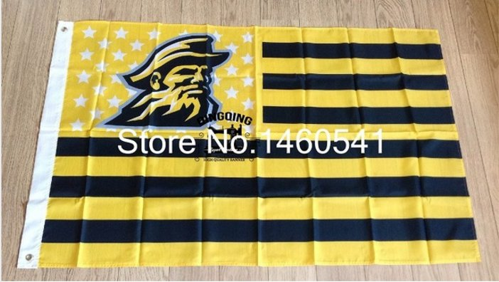 Appalachian State Mountaineers Nation Flag 3ft x 5ft Polyester NCAA Banner