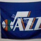 Utah Jazz flag 3x5 FT Banner 100D Polyester Flag Brass Grommets