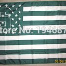 Michigan State Spartans Nation Flag 3ft x 5ft Polyester NCAA Banner Flying Custom flag 90x150cm