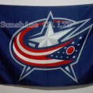 Columbus Blue Jackets Flag 3ftx5ft Banner 100D Polyester NHL Flag style 1