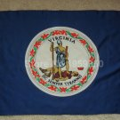 Virginia State Blue VA Flag 3'x5' Ft Polyester