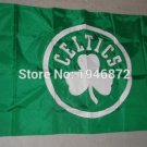 Boston Celtics Flag 3FT x5 FT 150X90CM Banner 100D Polyester NBA flag