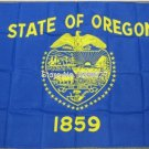 OREGON UNITED STATES AMERICA USA POSTCARD FLAG Coat of arms HERALDRY