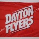 Dayton Flyers flag 3ftx5ft Banner 100D Polyester NCAA Flag 90x150cm style 2
