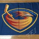 Atlanta Thrashers Flag 3ftx5ft Banner 100D Polyester NHL Flag