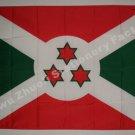 Burundi Faso National Flag 3x5ft 150x90cm 100D Polyester