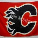 Calgary Flames Flag 3ftx5ft Banner 100D Polyester NHL Flag style 2