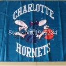 Charlotte Hornets Flag 3x5 FT 150X90CM Banner copper grommets Polyester NBA flag