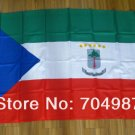 Equatorial Guinea National Flag 3x5ft 150x90cm 100D Polyester