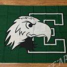 Eastern Michigan Eagles Flag 3ftx5ft Banner 100D Polyester NHL Flag