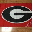 Georgia Bulldogs Flag 3ftx5ft Banner 100D Polyester NCAA Flag