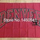Denver Pioneers Flag 3ftx5ft Banner 100D Polyester NCAA Flag