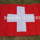 Switzerland Swiss Large Country Flag 3x5ft
