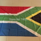 South Africa National Flag 3x5ft 150x90cm 100D Polyester