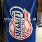 Los Angeles Clippers big logo Flag 3x5 FT 150X90CM Banner 100D Polyester flag