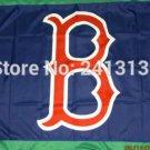 Boston Red Sox MLB Baseball Flag 3X5FT 150X90CM Banner brass metal holes