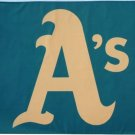 MLB Oakland Athletics 100D polyester 3x5ft Flag