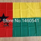Guinea-BissauNational Flag 3x5ft 150x90cm 100D Polyester