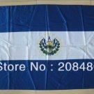 Salvador National Flag 3x5ft 150x90cm 100D Polyester