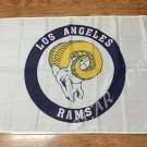 New Los Angeles Rams flag 3FTx5FT Banner 100D Polyester 90x150cm Flag metal Grommets
