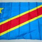 Congo-KinshasaNational Flag 3x5ft 150x90cm 100D Polyester