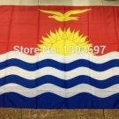 KiribatiNational Flag 3x5ft 150x90cm 100D Polyester
