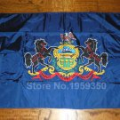 Valley Forge Perma Nyl 3x5ft Nylon Flag PA Flag Virtue Liberty & Independence