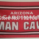 Arizona Cardinals Man Cave Flag 3ft x 5ft Polyester Banner flag