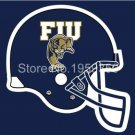 Florida International Golden Panthers Helmet Flag 90x150cm Banner style 1