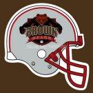 Brown Bears Helmet Flag 3ftx5ft Banner 100D Polyester NCAA Flag style 1