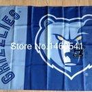 BEST FLAG -3ftx5ft NBA Memphis Grizzlies Flag