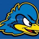 Delaware Fightin Blue Hens flag 3ftx5ft Banner 100D Polyester NCAA Flag style 2